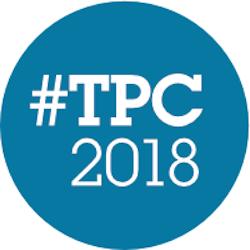 TPC2018 Logo Disk